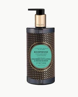 EMPORIUM CLASSICS BOHEMIENNE HAND AND BODY LOTION 500ml