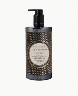 EMPORIUM CLASSICS SNOW GARDENIA HAND & BODY WASH  500ml