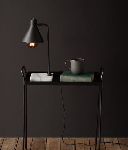 DESK LAMP 'THE WOOLFE