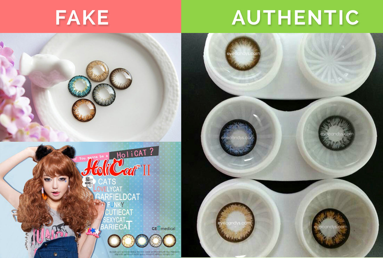 Beware of fake GEOLICA HoliCat contacts from China!
