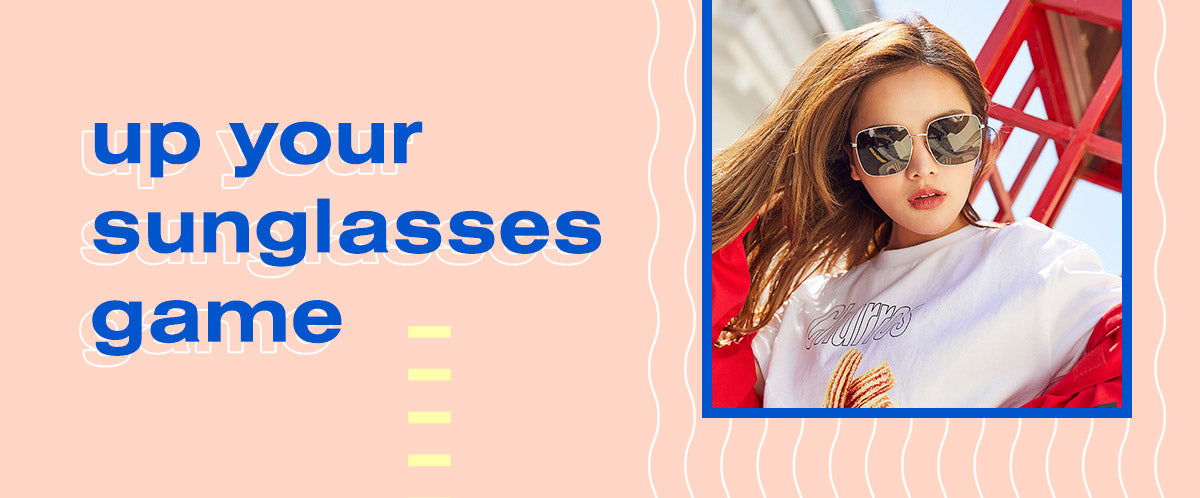 Sun's Out, Shades Out! Time to up your Sunglasses Collection