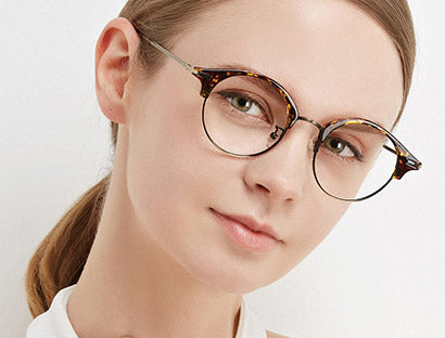 Shop blue light blocking glasses with prescription from MOONSPECS