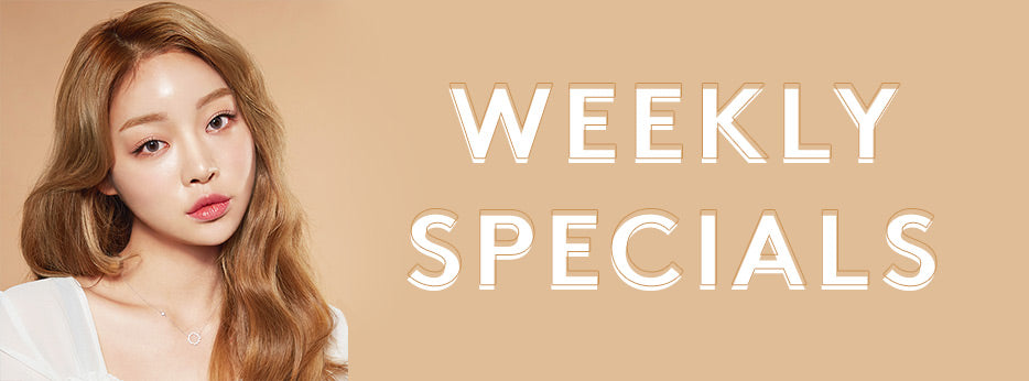 EyeCandy's Weekly Specials. Deals you'll love! SHOP NOW