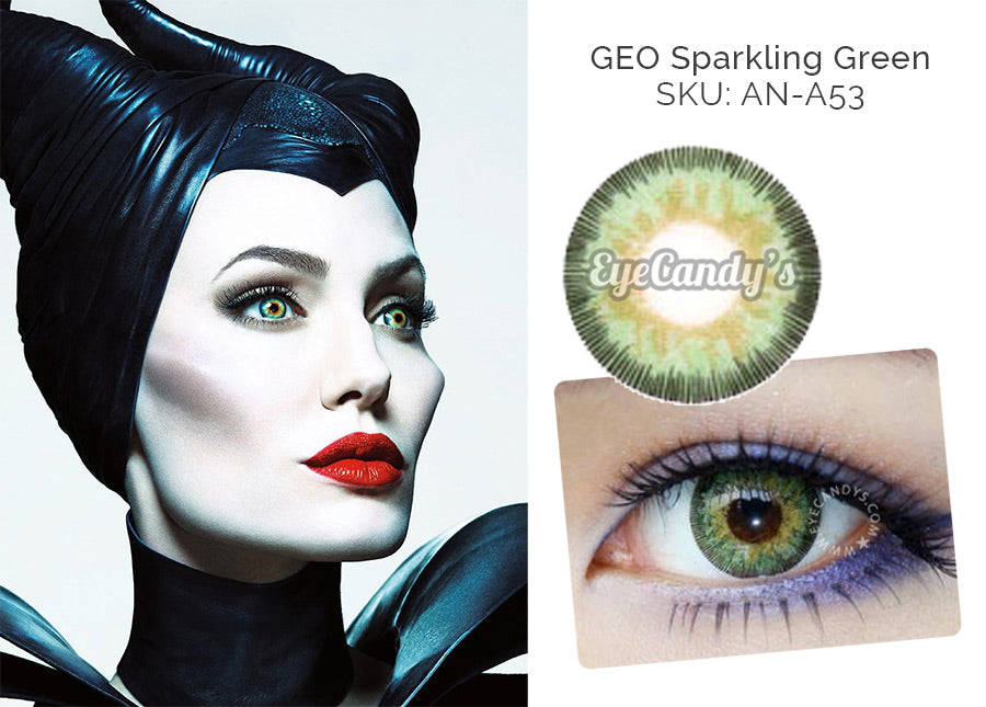 Contact Lenses That Will Give You The Maleficent Look Eyecandy S
