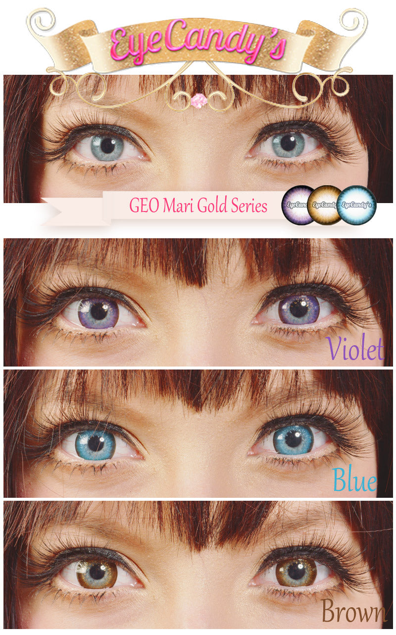 Which color suits me eyecandys geo mari gold series decorative contact lenses nvjuhfo Image collections