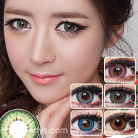 About Our Circle Contact Lenses