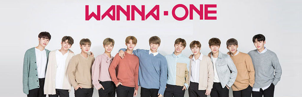Wanna One Wannaful Colored Contact Lens by Lens Nine. Now available at EyeCandy's for all Wannables!