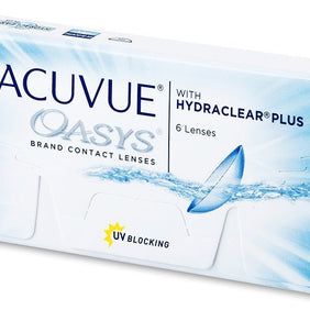 Acuvue Oasys Contact Lenses (6 Pcs) colored contacts circle lenses - EyeCandy's