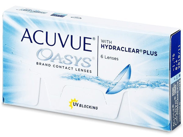 Acuvue Oasys Contact Lenses (6 Pcs)