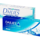 CIBA Vision Dailies Aquacomfort Plus Contact Lenses (30 Pcs) colored contacts circle lenses - EyeCandy's