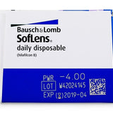 Bausch & Lomb Soflens Dailies Contact Lenses (30 Pcs) colored contacts circle lenses - EyeCandy's