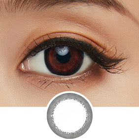 Acuvue Define Accent Style Black (30 Pcs) colored contact lenses - EyeCandys