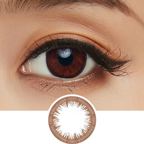 Acuvue Define Vivid Choco (30 Pcs) colored contact lenses - EyeCandys