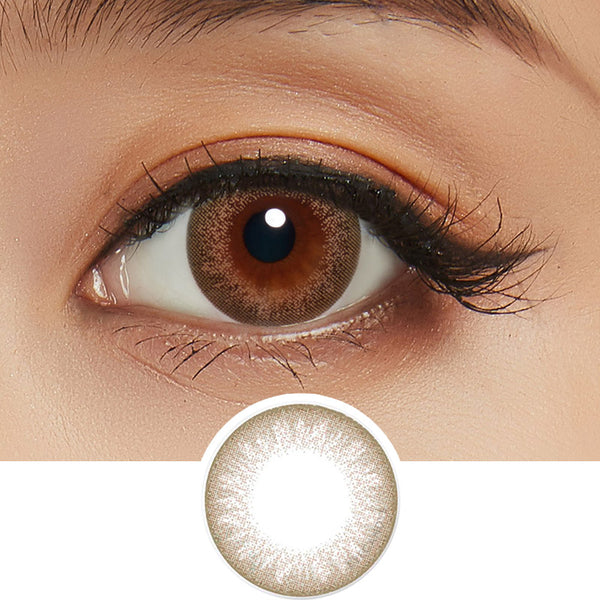 Bausch & Lomb Starry Venus Classic Brown colored contacts circle lenses - EyeCandy's