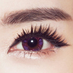 GEO Eyeniq 1-Day Pink-Violet 10 lenses/box - EyeCandy's