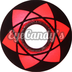 GEO Animation CP-S8 Red 2 lenses/box - EyeCandy's