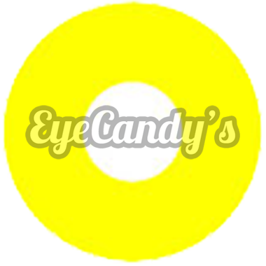 GEO Animation Neon Yellow 2 lenses/box - EyeCandy's