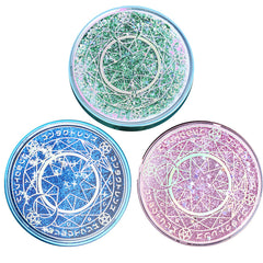 Magic Moon Contact Lens Case
