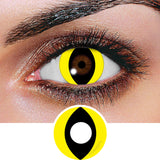 Load image into Gallery viewer, Innovision FX Yellow Cat Eye