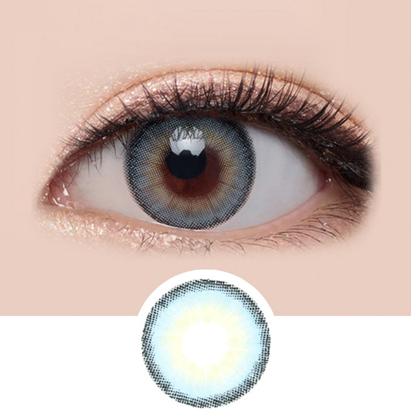 LensMe Holoris Indi Ocean colored contacts circle lenses - EyeCandy's