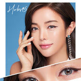 Load image into Gallery viewer, LensMe Holoris Indi Ocean colored contacts circle lenses - EyeCandy's
