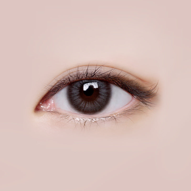 LensMe Style Homme Grey colored contacts circle lenses - EyeCandy's