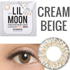 Lilmoon Monthly Cream Beige