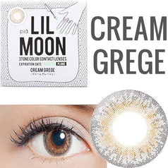 Lilmoon Monthly Cream Grege