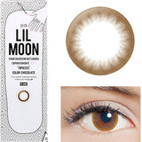 Lilmoon 1-Day Chocolate 10 lenses/box - EyeCandy's