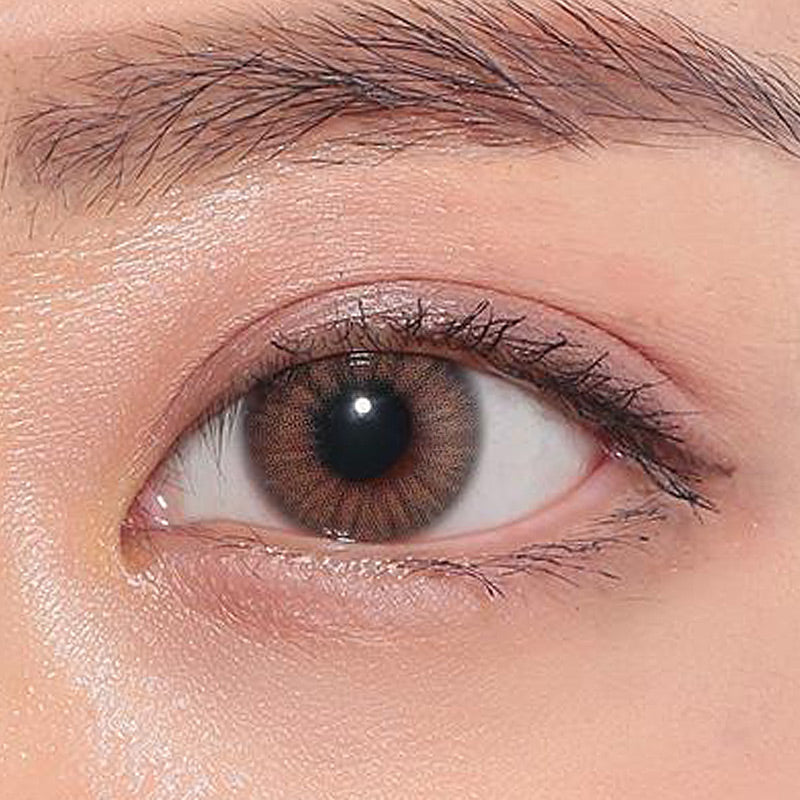 Hapa Kristin Micdrop Kristin Hazel colored contacts circle lenses - EyeCandy's