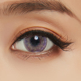 NEO Cosmo Violet (KR) colored contacts circle lenses - EyeCandy's