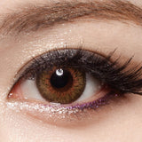 Royal Vision Macaron Brown 1 pair (2 lenses) - EyeCandy's