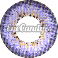 Royal Vision Macaron Violet colored contacts circle lenses - EyeCandy's
