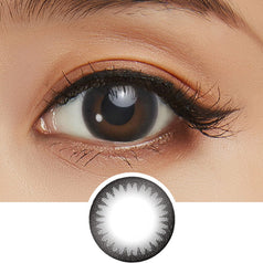 Seed Coffret Natural Make Black (10 pcs) colored contacts circle lenses - EyeCandy's