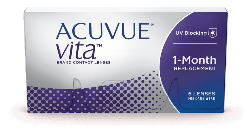 Acuvue Vita Contact Lenses (6 pcs) colored contacts circle lenses - EyeCandy's