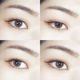 JennyBee Caribbean Grey colored contacts circle lenses - EyeCandy's