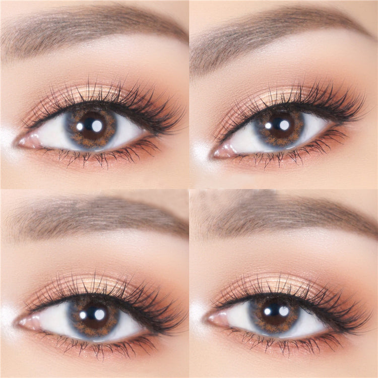 Buy JennyBee Caribbean Grey Color Contacts | EyeCandys