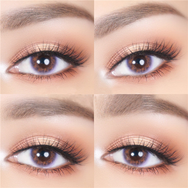 Buy JennyBee Caribbean Pink Color Contacts | EyeCandys