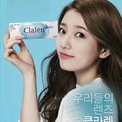 Clalen 1-Day Ultra-Soo Contact Lenses (30 Pcs)