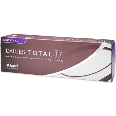 Alcon Dailies TOTAL1 Multifocal (30 Pcs) - EyeCandy's