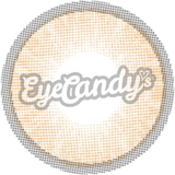 EyeCandy's Glossy Blink Brown colored contacts circle lenses - EyeCandy's