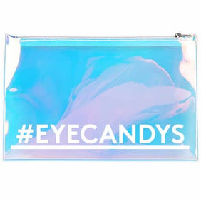 Iridescent Waterproof Pouch colored contacts circle lenses - EyeCandy's
