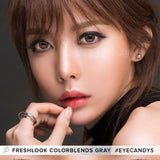 Freshlook Colorblends Grey 2 lenses/box - EyeCandy's