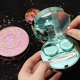 Magic Moon Contact Lens Case colored contacts circle lenses - EyeCandy's