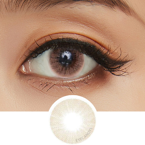GEO Blenz Chic Brown colored contacts circle lenses - EyeCandy's