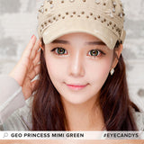 GEO Princess Mimi Apple Green
