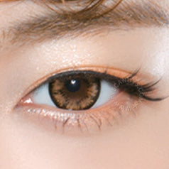 GEO Holicat Cutie Cat Brown 2 lenses/box - EyeCandy's