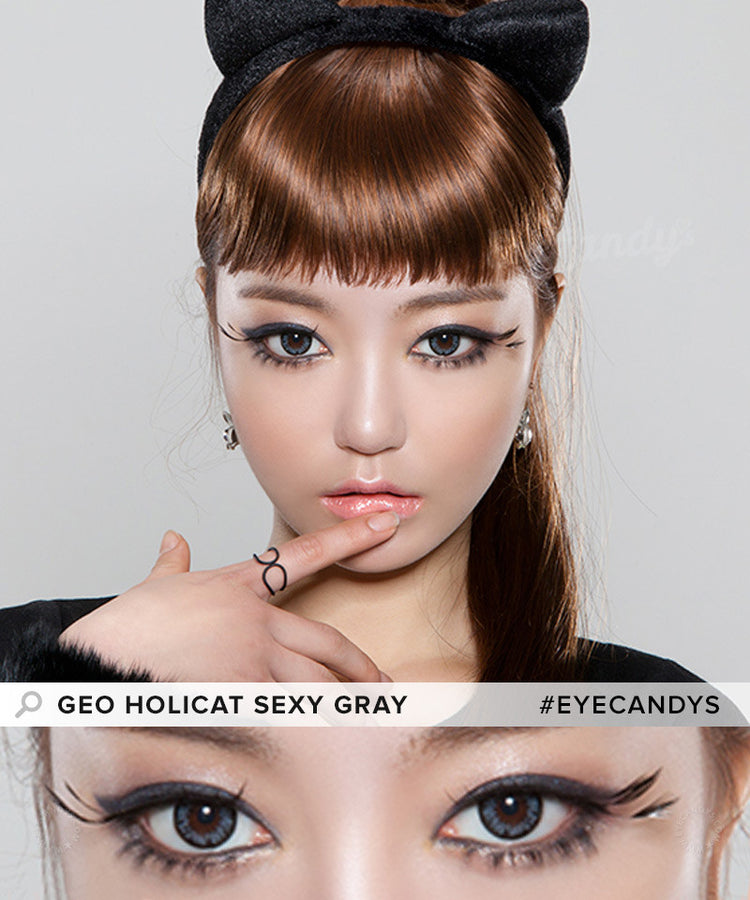 Sexy color contacts