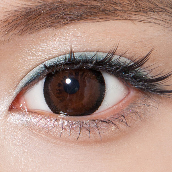 Colored Contact Lenses For Brown Eyes
