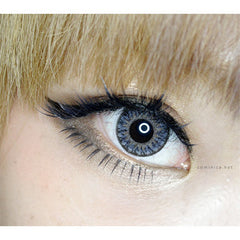 GEO Eyescream Rayray Gray 1 pair (2 lenses) - EyeCandy's